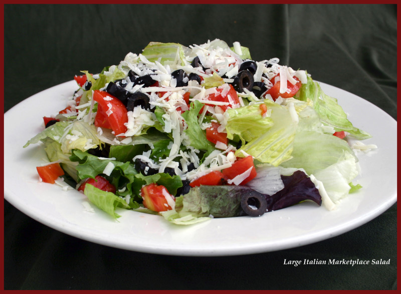 Mangino's Large Italian Marketplace Salad